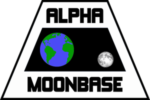 Alpha Moonbase Season 1 Insignia by viperaviator