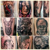 Guest Spots 2016.... by PaulHanfordS18Tattoo