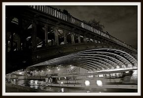 Bridge Paris 3 by fryderyka82