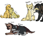 Attack on DOGGIES by VexPhantom