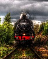 The Train by Jakkar