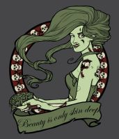 Zombies are forever.... by khallion