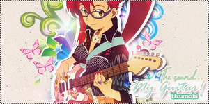 Firma - My Guitar by jazyuzumaki