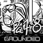 Grounded - Pages 7 and 8 by JarODragon