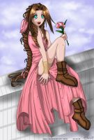 Aerith by akira-hime