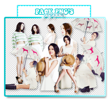 PACK PNG's Jiyeon by SunnieCiu