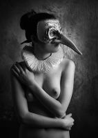 Plague Doctor by Plage-Photo
