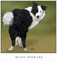 Miss Maizy Mismark by kayanem