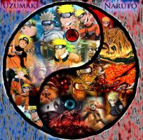 Naruto's Yin-Yang 2 by Goliith