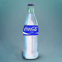 Coca-Cola Clear by Giluc