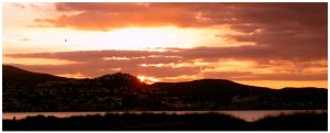 Sunrise at the Costa Brava by N3xx89