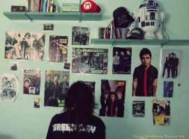 Green Day Obsession by GabbaGabbaHey247