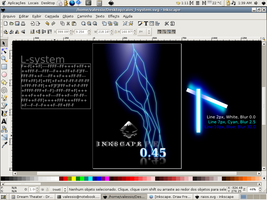 Inkscape 0.44+Devel or 0.45 by valessiobrito
