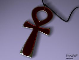 Ankh Necklace by ztripez