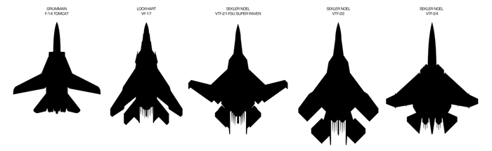 Berserker Aircraft Size Comparison Chart Thingy by The-Xie