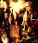 The Mirkwood Tapestry by Elflover21