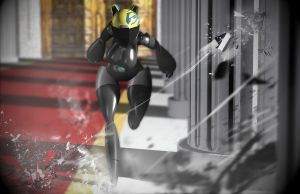 Android Celty by point23