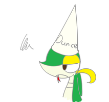 Dunce by R-MK