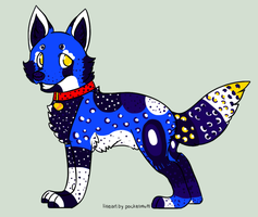 Dog Adoptable-OPEN by Wolfies--Adopts
