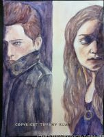 The Darkling and Alina - Shadow and Bone by bejeweledmoonphoto