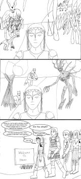 DAO: A Warden's Courage? by MinksnDolphins