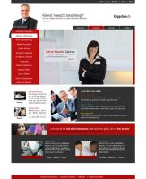 Web Template 11 by IkeGFX