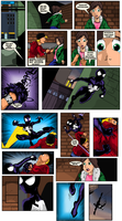 Ariel's  Symbiote Saga #7 by Hyperion720