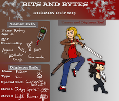 Bits and Bytes Application by Bauldeury