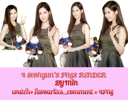 PNG SEOHYUN 1 - BY MIN by Minddh195