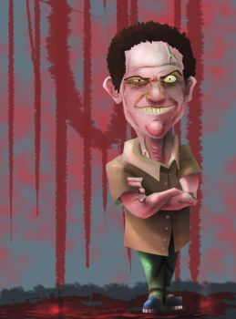 Caricatures by Applefleas