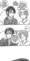 Sarumi comic by kaguya-lamperouge