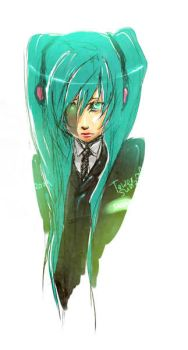 VOCALOID:ToS_1 by soanvalentine