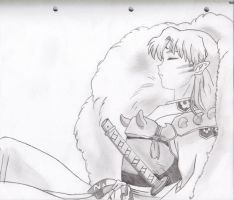Tree of Sesshomaru by Merina928