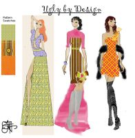 Ugly by Design Collection by TheeFashionista