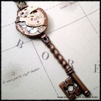 Steampunk Mega Key 2 by SoulCatcher06