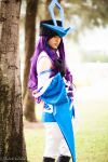 Pokemon: Suicune Gijinka 2 by PrincessUnicorn-Sama