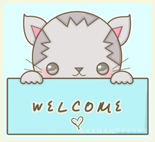 Welcome Sign by xXMandy20Xx
