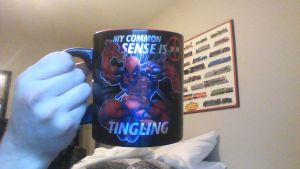 Best. Mug. Ever. by onyxcarmine