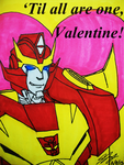 TF:MTMTE Valentines Day - 1 by TaintedTamer