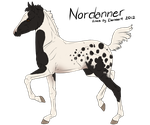 Foal:  ID: 3702 by ShapeShifter314
