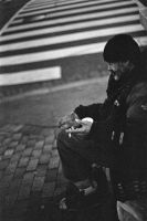 Homeless Man 8 by whothennow24