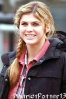 Percy Jackson:Sea Of Monsters Annabeth Blonde Hair by DistrictPotter13
