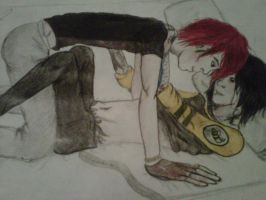 Fun Ghoul and Party Poison by GHOULISHGLOW