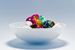 Candy Bowl by justThorvald