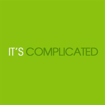 it's complicated by blifaloo