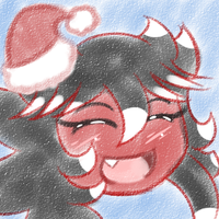 Marie Christmas Icon by TheEnglishGent
