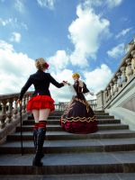 Umineko 1: Beatrice by Green-Makakas