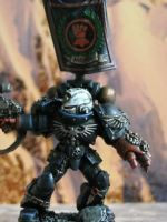 Brother Captain Haydn Bael by Tigershark-Painting