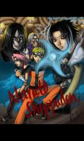 Naruto Shippuden by Laine-O