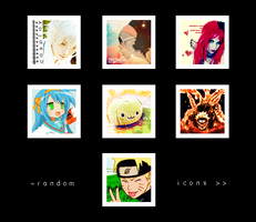 Random Icons vol.1 by wizardino